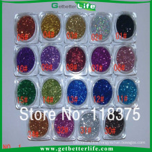 Getbetterlife Safe Many Colors Temporary 8g Glitter Tattoo Ink