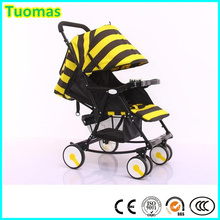 Most Popular Colourful Baby Stroller 3 in 1