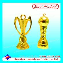 Metal Gold Casting Technic Trophy Decoration Ornament Souvenir Gift