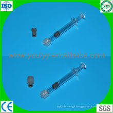 1ml Glass Prefilled Syringe Luer Lock