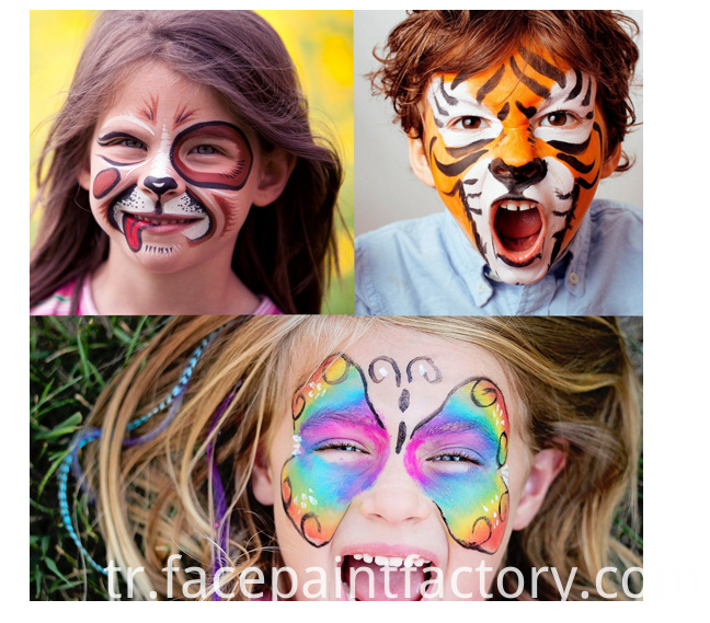 Face Paint For Kids