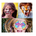Non toxic Water-based washable Face Painting Kits