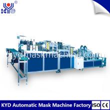 Máquina de fabricación de casquillo quirúrgico no tejido disponible no tejido automático