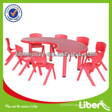 Cheap and Nice Children Plastic Table and Chairs Set LE.ZY.005