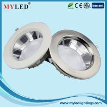 2015 diseñador chino nuevo diseño 2700-6500k 190mm 1800lumen llevó downlight 18w 6 pulgadas