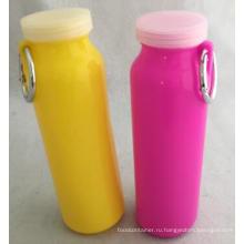 20 Унций Дизайн Fassion Силиконовые Складной Бутылки С Водой