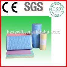 Spunlace - Toallita de limpieza desechable, no tejida, seca