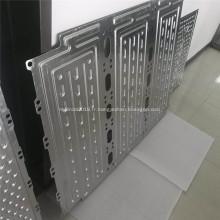 kit de refroidissement par eau en aluminium pour batterie de voiture électrique