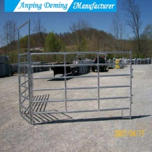 Installierte Vieh-Yards Cattle Horse Fence Panel