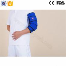 Rehabilitations-heiße Kältetherapie gefrorene Gel-Ellenbogen-Eis-Verpackung