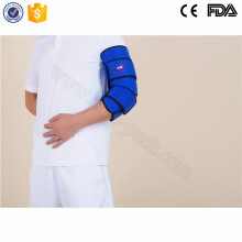 Rehabilitation Hot Cold Therapy Frozen Gel Elbow Ice Wrap