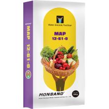 100% larutan air Monoammonium Phosphate 12-61-0