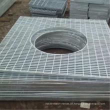 Grelha de aço galvanizado quente mergulhado