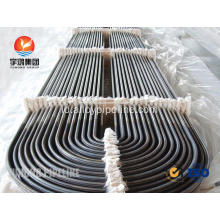 Heat Exchanger U Bend tabung SA213 TP304L TP304H