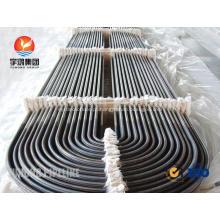 Trocador de calor U curva tubo SA213 TP304L TP304H