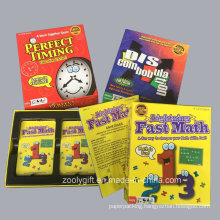Creative Child Play Card Gift Boxes Educational & Fun Card Sets