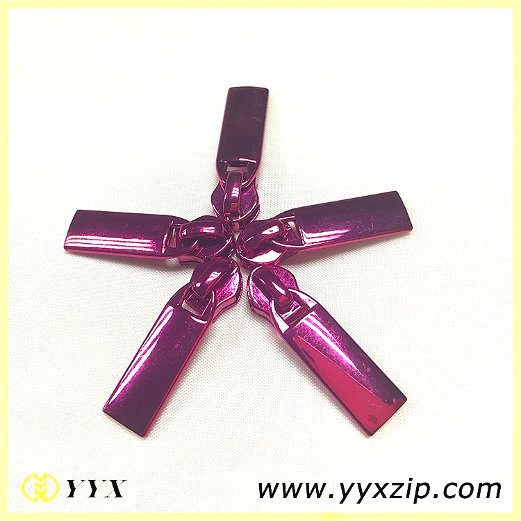 Zinc Alloy Zipper Sliders