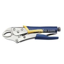 Autour de mâchoire meilleure qualité serrure clé, ouvrir clé, acier au carbone 45# haute qualité