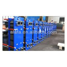 Junta intercambiador de calor, agua intercambiador de calor de aceite, fabricación de intercambiadores de calor