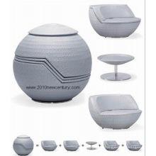 Патио мебель стол и стулья (7059)