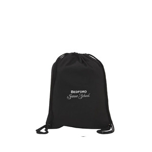 100% Quality Black Cotton Bag