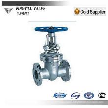 GOST low-temperature manual gate valve