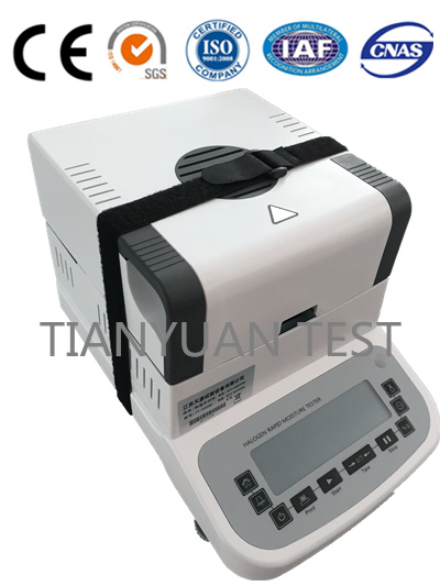 rapid moisture tester_left side