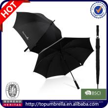 paraguas promocional del coche automático