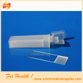 Frosted rand Microscoop dia cover glas