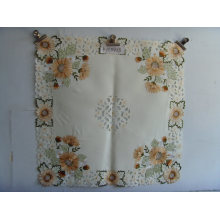 Sunflower Cutwork Table Topper St117A