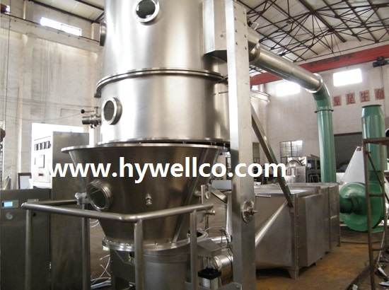 Tea Powder Granulating Dryer