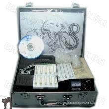 2013 usine directe meilleur vente concurrentiel Kit de tatouage professionnel