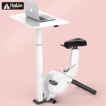 Height Adjustable Indoor Cycling Bike Office Exercise Bike