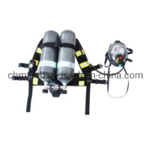 Firefighting Equipment Scba with 6.8L Carbon Fiber Cylinders