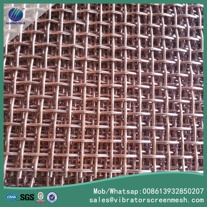 Copper Wire Sieving Mesh