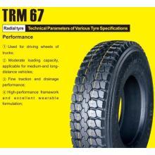 Rockstar Truck Tire 295 / 80R22.5 TRM67