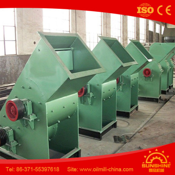 Easy Operation Double Stage Hammer Crusher Limestone Salt Crusher