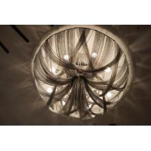 Aluminium Ceiling Lamp Chandelier (KA1103)