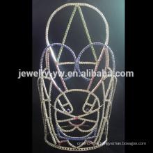 Corona de desfile de fantasía de Halloween, tamaños disponibles