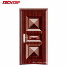TPS-099 2016 Porte d'Intérieur en Métal Swing en Style Standard