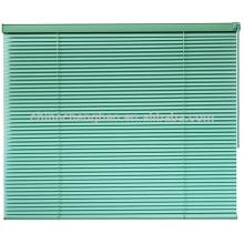 Tablas de aluminio coloreadas persianas venecianas / cortinas para ventanas