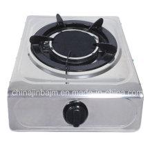 Single Burner 135# Infrared Burner Enemal Trivet Gas Cooker