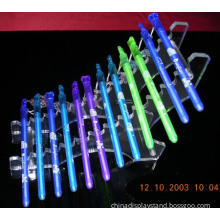 acrylic pen rack