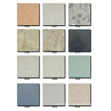 Plastic Floor Tile Dry Backing