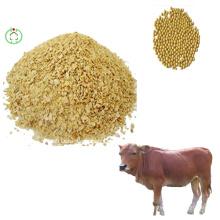 Alimentación de aves de corral Comida de soja Alimentación de animales