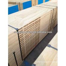 Junta de pino LVL Junta de tablones / LVL para construcción