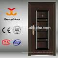 Mejor precio último apartamento de diseño puerta de acero grande