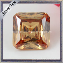 Octagon Square Princess Cut Cubic Zirconia