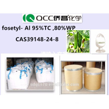 Fungicida eficaz de alta qualidade, Phosethyl Al 95% TC, 80% WP, Phosethyl Al 95% TC, 80% WP