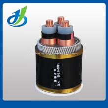 Профессиональный сшитого полиэтилена ПВХ-изоляцией силовой кабель завод